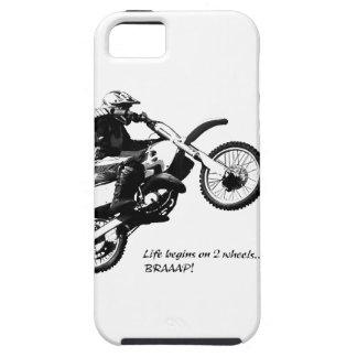 Dirtbike iPhone SE/5/5s ケース
