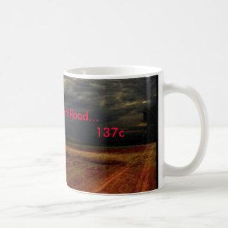 dirtroad、私は愛します砂利道を…              … コーヒーマグカップ