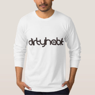 DirtyHabit Tシャツ