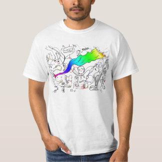 disの大きいアメリカヘラジカはである何 tシャツ
