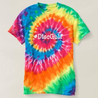 #DiscGolfのタイはワイシャツディスクゴルフ死にました Tシャツ