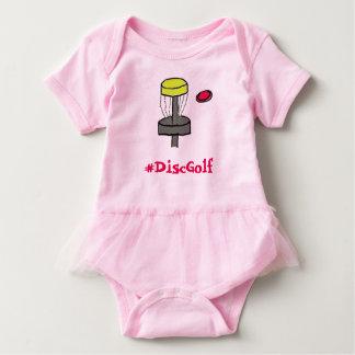 #DiscGolfの女の赤ちゃんのonsie ベビーボディスーツ