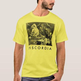 Discordiaの黄色いTシャツ Tシャツ