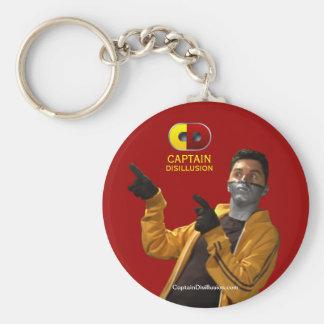 Disillusion Keychain大尉 キーホルダー