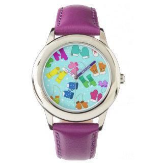 Ditsyのミトンの腕時計 腕時計