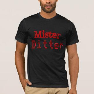 DITTER氏 Tシャツ