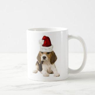 Ditzy Dogs~Original Mug~Beagle~Christmas コーヒーマグカップ