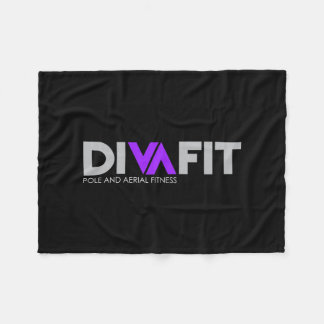 DivaFit旅行毛布 フリースブランケット