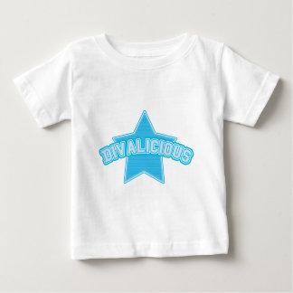 Divalicious ベビーTシャツ