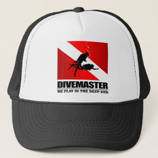 Divemaster (深い端) キャップ