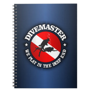 Divemaster (深い端) ノートブック