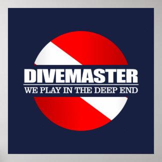 Divemaster (rd) ポスター
