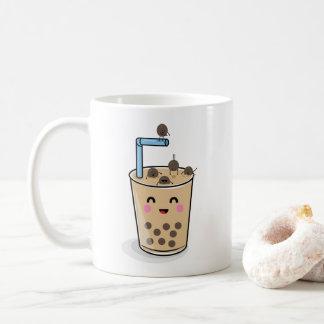 Diving Boba Pearl Tea Mug コーヒーマグカップ