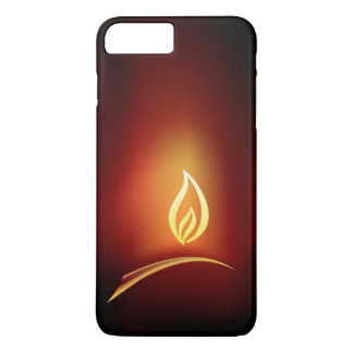 Diwaliの挨拶 iPhone 8 Plus/7 Plusケース