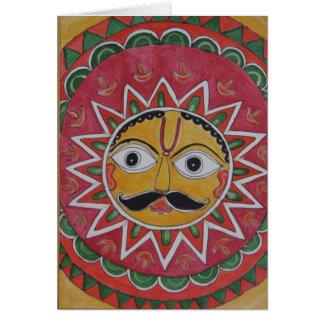 Diwaliハンドメイドのカード カード