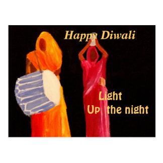 Diwali ポストカード