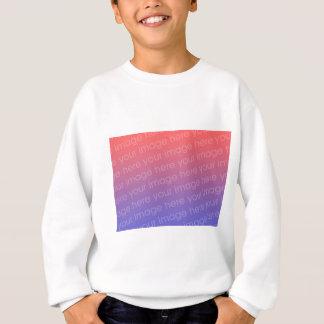 DIYあなた自身のカスタムなZazzleのギフト項目を作成します スウェットシャツ
