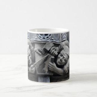 DIYのガーゴイルのマグ コーヒーマグカップ