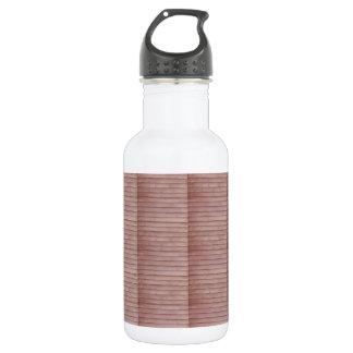 DIYのテンプレートの芸術家によって作成されるDecoの写実的なプリント ウォーターボトル