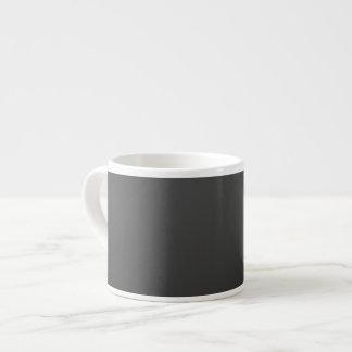 DIYのテンプレートUは容易に文字のイメージの写真を加えることができます エスプレッソカップ