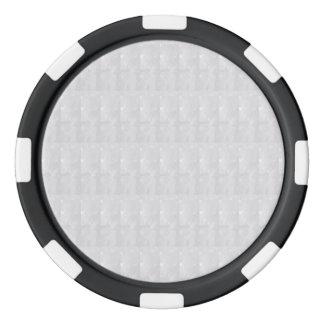 DIYの使用は15のストライプな色のためのメニューを落とします ポーカーチップセット