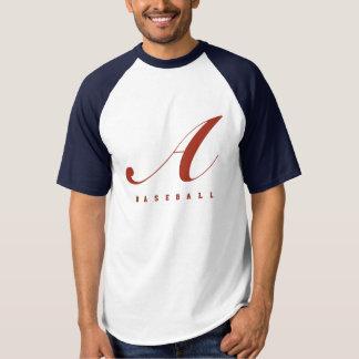 DIYの名前+数野球チーム Tシャツ