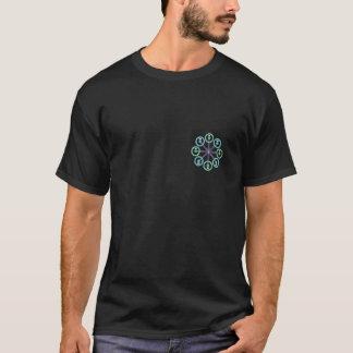 DIYの無人機Octo + 黒 Tシャツ