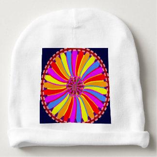 DIYの空白のなテンプレートYRの写真のRabbitSkinの乳児の帽子 ベビービーニー
