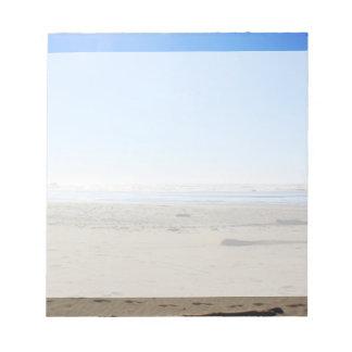 DIYは、あなた自身のメモ帳を設計します。  landscapを変えて下さい ノートパッド