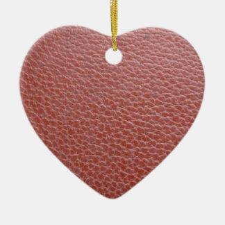 DIY: あなたの文字nのイメージを加えるテンプレート 陶器製ハート型オーナメント