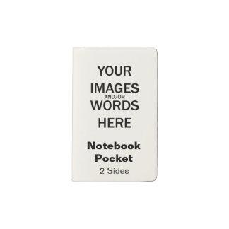DIY -ノートポケット/カバー ポケットMoleskineノートブック