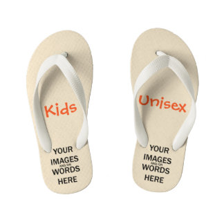 DIY -子供のユニセックスなビーチサンダル キッズビーチサンダル