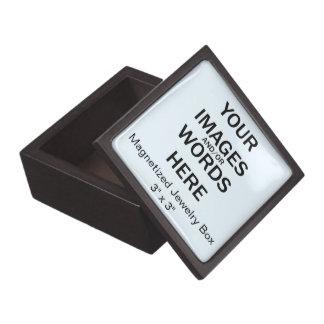 DIY - 3x3によって磁化される宝石箱(ギフトの好意) ギフトボックス