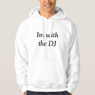 DJとのIm パーカ