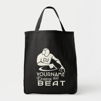 DJのカスタムなバッグ-スタイル及び色を選んで下さい トートバッグ