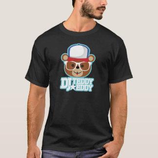 DJのテディの渦 Tシャツ