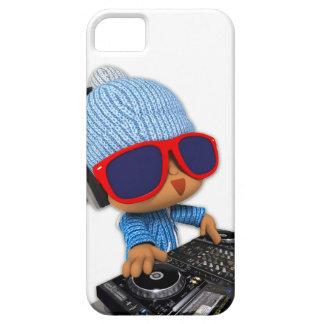 DJのピーカブー iPhone SE/5/5s ケース