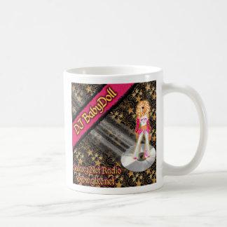 DJのベビードールのマグ コーヒーマグカップ
