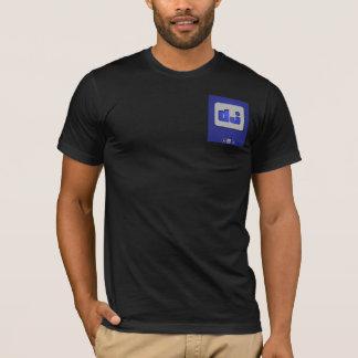 djのロゴ tシャツ