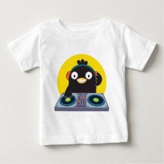 DJのワニ ベビーTシャツ