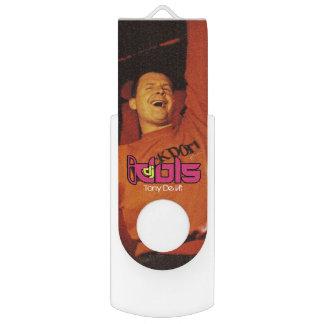 DJの偶像: トニーDe Vit USB Flashドライブ USBフラッシュドライブ