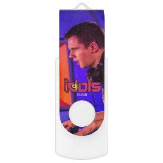 DJの偶像: Kutski USBのフラッシュドライブ USBフラッシュドライブ