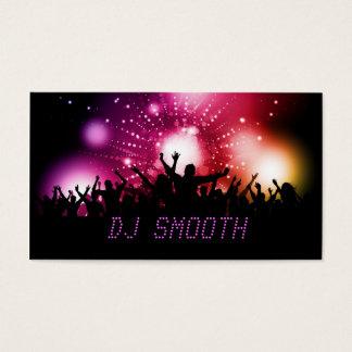 DJの名刺 名刺
