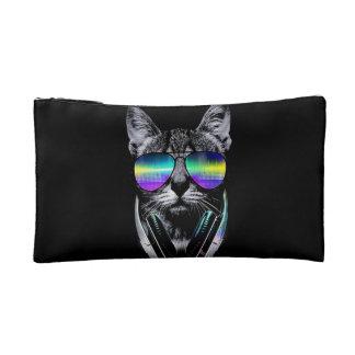 DJの子猫 コスメティックバッグ