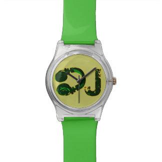 DJの時間 腕時計
