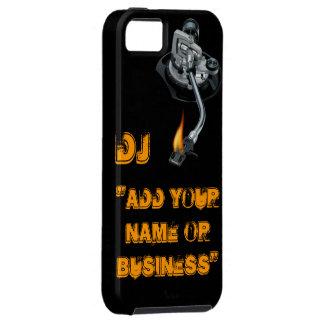 DJの腕のカスタムなIPhoneの場合 iPhone SE/5/5s ケース