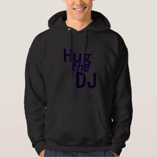 DJを抱き締めて下さい パーカ