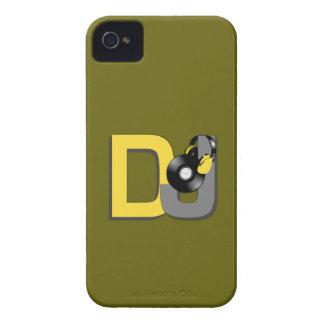 DJカスタムな色のiPhoneの穹窖 Case-Mate iPhone 4 ケース