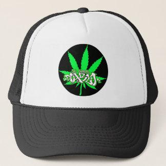 DJクリスDIABLOのロゴ4 キャップ