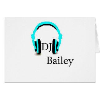 djベイリー カード